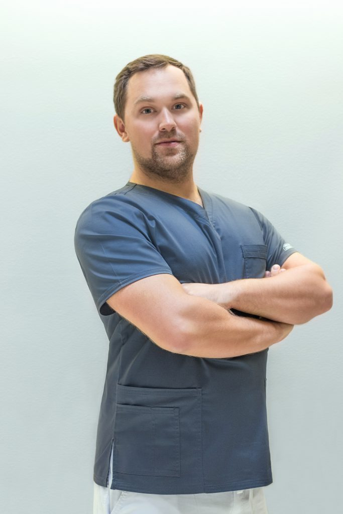 Michal Godula lekarz stomatolog