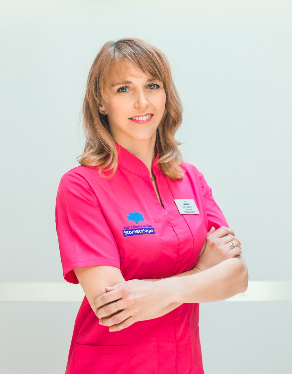 2. Joanna Orszulak, lekarz stomatolog