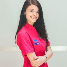 4. Katarzyna Salamon, asystentka stomatologiczna
