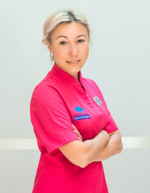 6. Anna Gąsior, rejestratorka medyczna